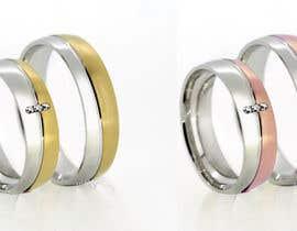 Nro 66 kilpailuun Retouching / Illustrate Wedding Rings  (LONG TERM WORKSHIP up to 13$ per Image) käyttäjältä toririn