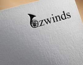 #102 for New logo Design for Ozwinds af tamimlogo6751