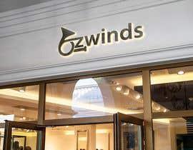 #264 for New logo Design for Ozwinds af grozedoop002
