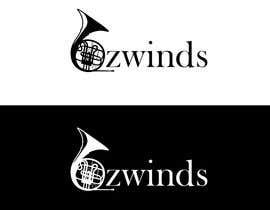 #45 for New logo Design for Ozwinds af gal111