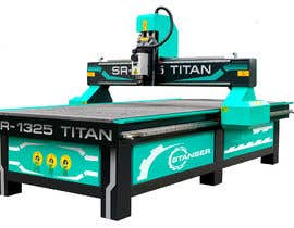 #29 para Machinery branding image por Alexander7117