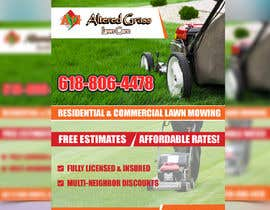 #38 for Design an Advertisement for lawn mowing af anantomamun90