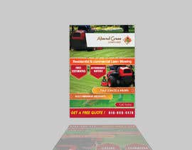 #49 for Design an Advertisement for lawn mowing af saayyemahmed