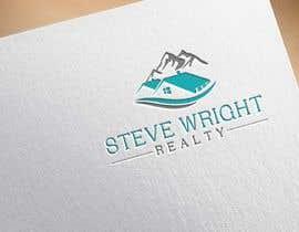 Nro 300 kilpailuun Design a real estate logo and business card layout for Steve Wright Realty käyttäjältä sengadir123