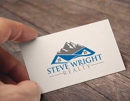 Nro 81 kilpailuun Design a real estate logo and business card layout for Steve Wright Realty käyttäjältä logo7105