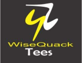 #157 for Wisequacktees.com Logo by ankitsaini3