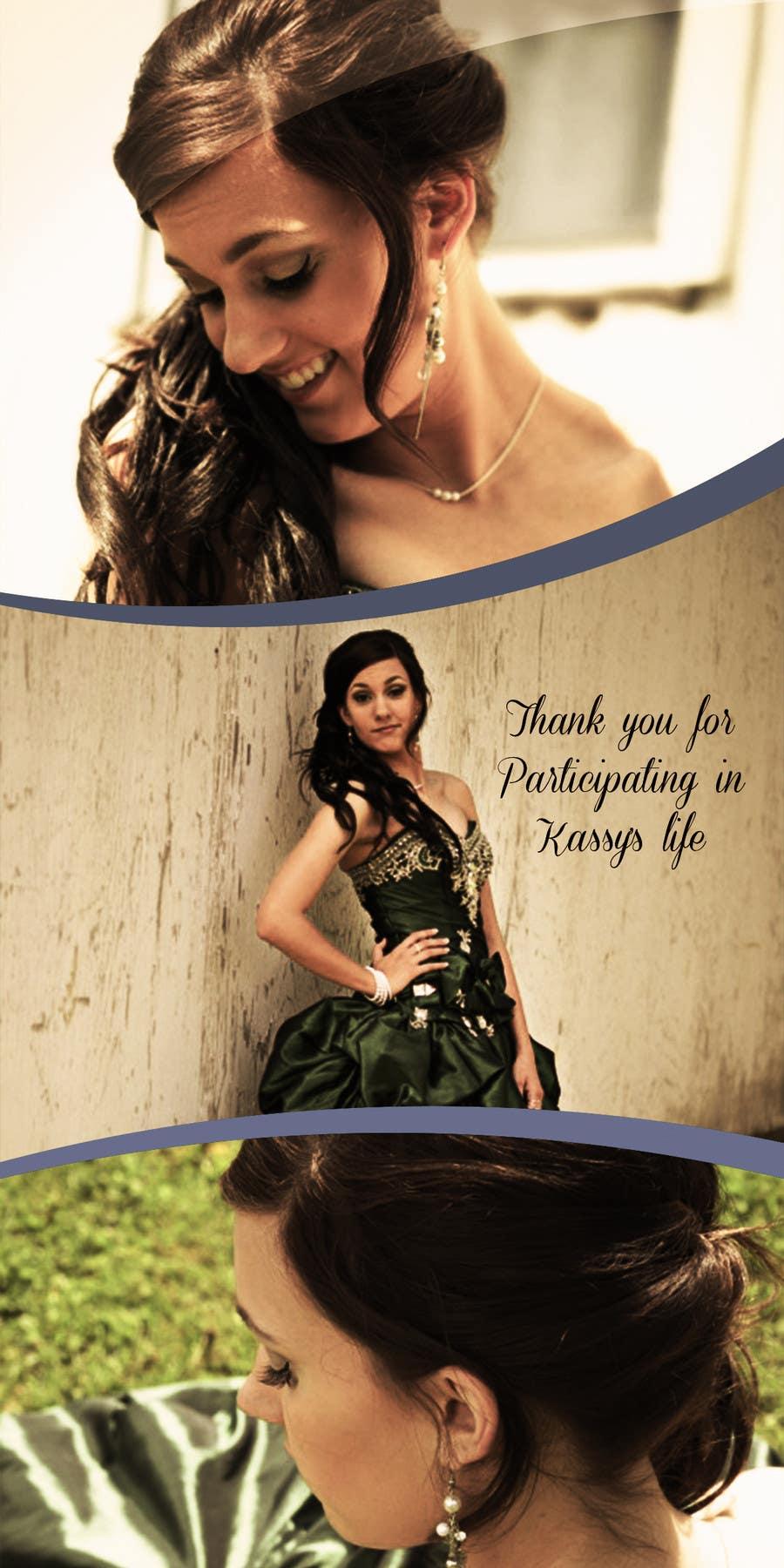 Inscrição nº                                         3                                      do Concurso para                                         Design a Flyer for a Thank you Card