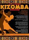 Graphic Design for Kizomba-aarhus.dk için Graphic Design70 No.lu Yarışma Girdisi