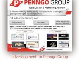 #9 untuk Half Page advertisement for Penngo Group oleh TH1511