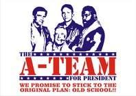Graphic Design Kilpailutyö #4467 kilpailuun US Presidential Campaign Logo Design Contest