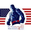 Graphic Design Contest Entry #3664 for US Presidential Campaign Logo Design Contest