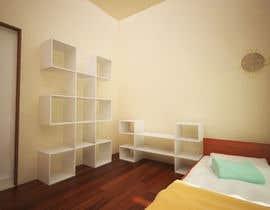 #21 for Unisex children's bedroom design x 2 af Algadi77