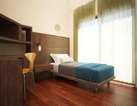 #27 for Unisex children's bedroom design x 2 af Algadi77
