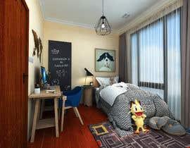 #29 for Unisex children's bedroom design x 2 af MMXdigistrategy