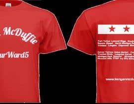 #95 for New tshirt design - quick turnaround af ainfariha