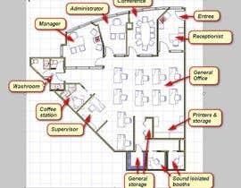 Nro 2 kilpailuun Architecture Design: Business Office käyttäjältä ronaaron2