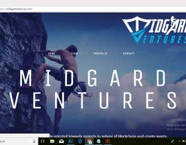 #62 для Create the logo for Midgard Ventures/Midgard Research от KUZIman