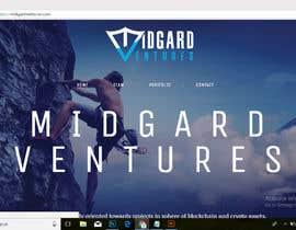 #72 для Create the logo for Midgard Ventures/Midgard Research от KUZIman