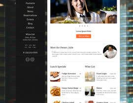 #5 untuk Build a Website for a restaurant and a one page website for a small community oleh sabhyata18