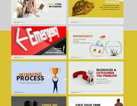 #78 for TAKE A BORING POWERPOINT AND CREATE A BEAUTIFUL, INSPIRING PRESENTATION af pradeep9266