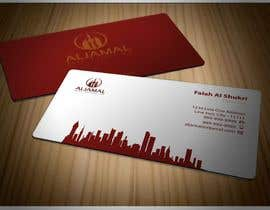 #37 untuk Stationery Design for AlJamal Real Estate Co. oleh himanshu432