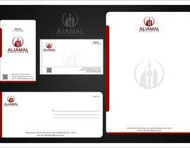 nafeesana tarafından Stationery Design for AlJamal Real Estate Co. için no 46