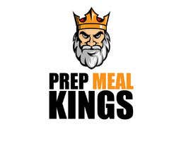 "#9 for The logo name is ""Prep Meal Kings"". We would like a unique modern look thats appealing to a fitness audience. Recommended colours can be: Gold, Black, White, Rose Gold, White and/or Red. af lija835416"