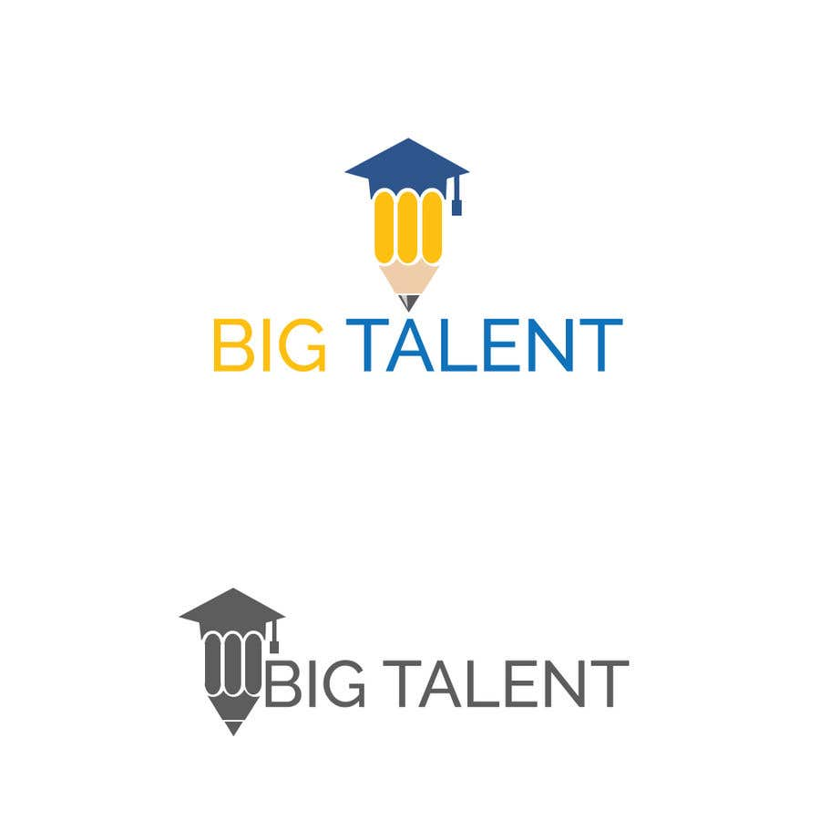 Konkurrenceindlæg #436 for Design a Logo for Big Talent Pty Ltd
