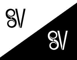 #9 for Simple Logo Design 2 letters one symbol details in description by mindreader656871