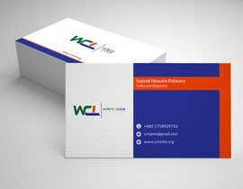 Nro 190 kilpailuun Design a Elegant, Professional, and Modern Business Card For a Software Development Company käyttäjältä Designersazzad