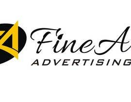 #67 untuk Design a Logo for FineART Advertising oleh infinityvash