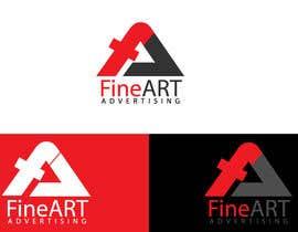 #83 untuk Design a Logo for FineART Advertising oleh blinket2