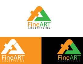 #84 untuk Design a Logo for FineART Advertising oleh blinket2