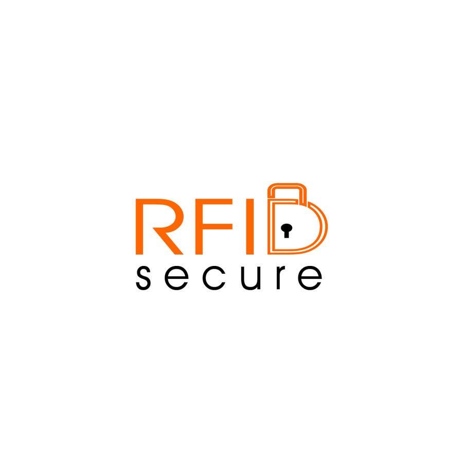 Penyertaan Peraduan #42 untuk Logo Design for RFIDSecure