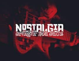#81 untuk Nostalgia musical logo oleh neotrix777