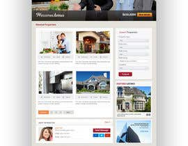 #4 for Real Estate Landing Page Template by pradeep9266