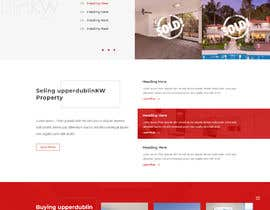 #8 for Real Estate Landing Page Template by ByteZappers