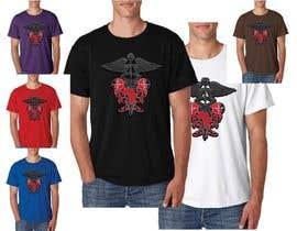 #32 untuk Design a Logo for t-shirt and/or hat oleh ERRon16