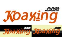LOGO DESIGN for marketing company: Koaxing.com için Graphic Design936 No.lu Yarışma Girdisi
