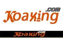 LOGO DESIGN for marketing company: Koaxing.com için Graphic Design937 No.lu Yarışma Girdisi