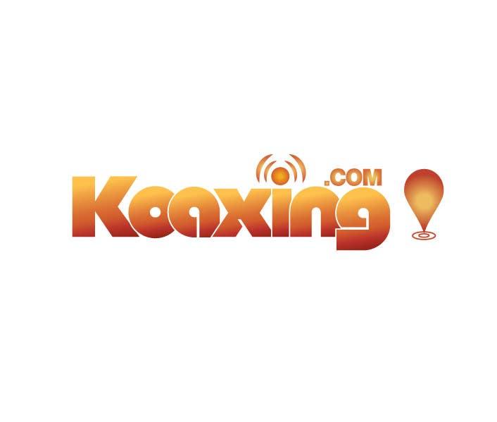 #733 for LOGO DESIGN for marketing company: Koaxing.com by vinayvijayan