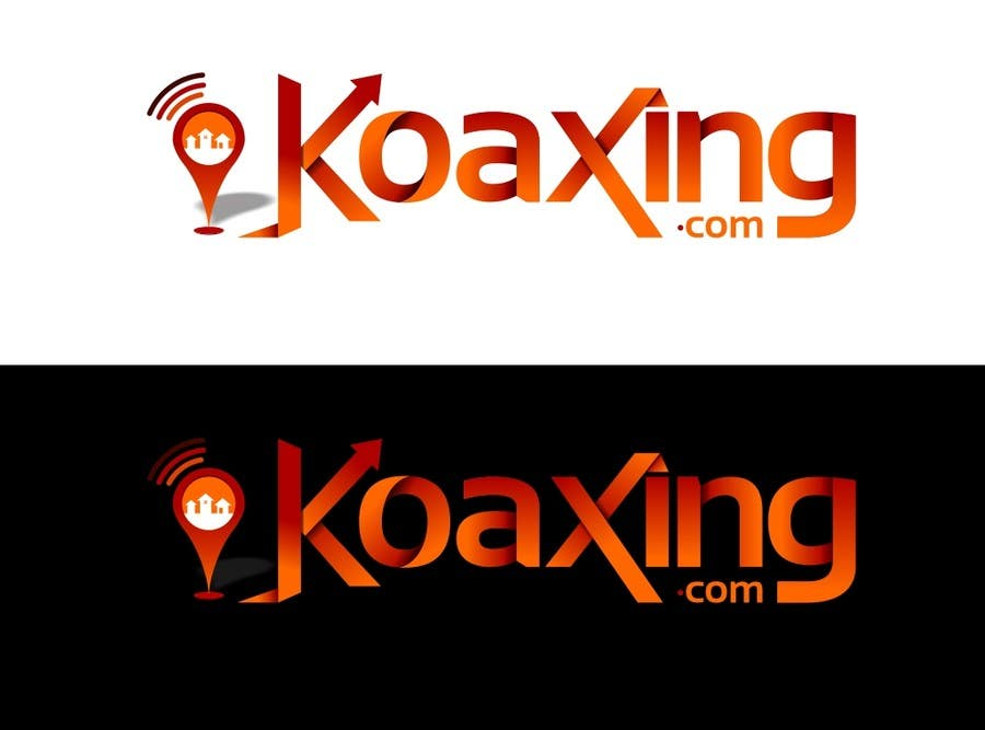 #749 for LOGO DESIGN for marketing company: Koaxing.com by Woyislaw