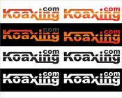 Graphic Design Contest Entry #244 for LOGO DESIGN for marketing company: Koaxing.com