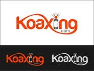 LOGO DESIGN for marketing company: Koaxing.com için Graphic Design262 No.lu Yarışma Girdisi