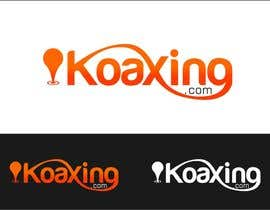 nº 683 pour LOGO DESIGN for marketing company: Koaxing.com par arteq04