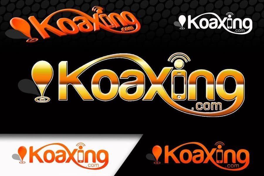 #871 for LOGO DESIGN for marketing company: Koaxing.com by arteq04