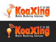 LOGO DESIGN for marketing company: Koaxing.com için 908 numaralı Graphic Design Yarışma Girdisi
