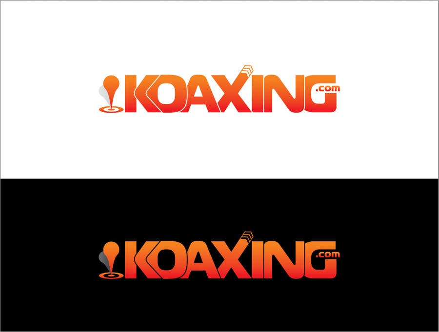 #840 for LOGO DESIGN for marketing company: Koaxing.com by BuDesign