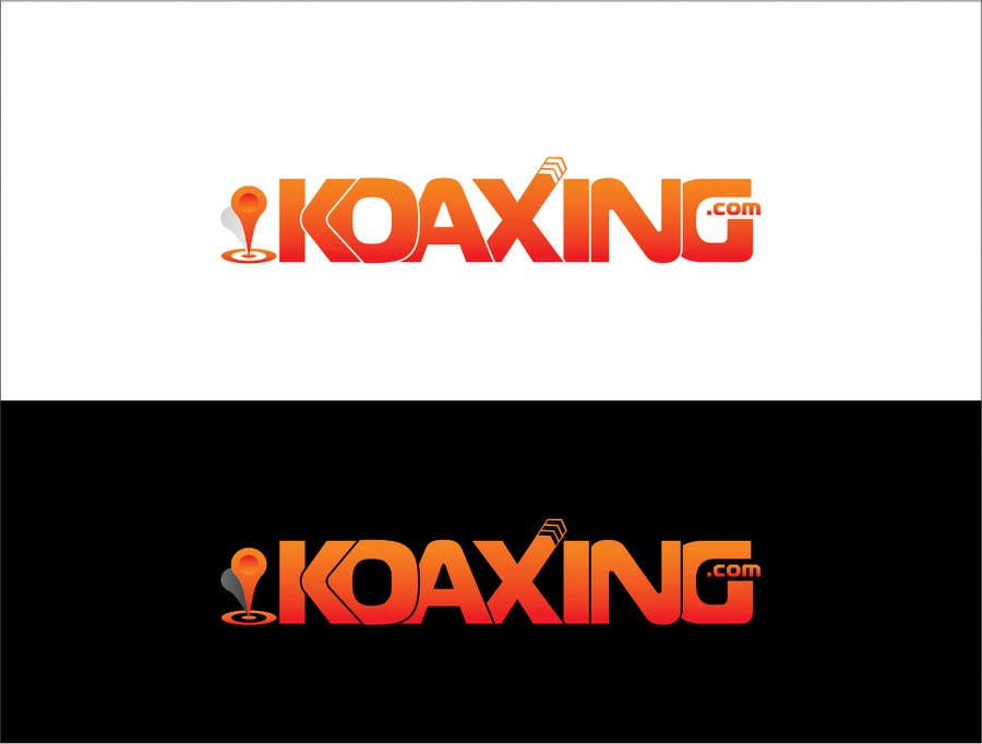 #841 for LOGO DESIGN for marketing company: Koaxing.com by BuDesign