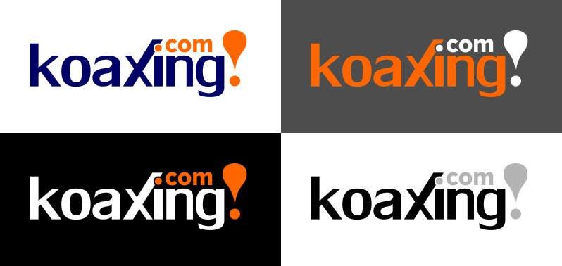 Contest Entry #942 for LOGO DESIGN for marketing company: Koaxing.com